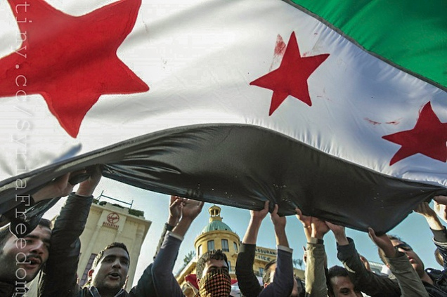 syria post pic