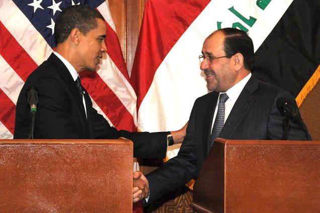 800px-Barack_Obama_&_Nouri_al-Maliki_in_Baghdad_4-7-09_2