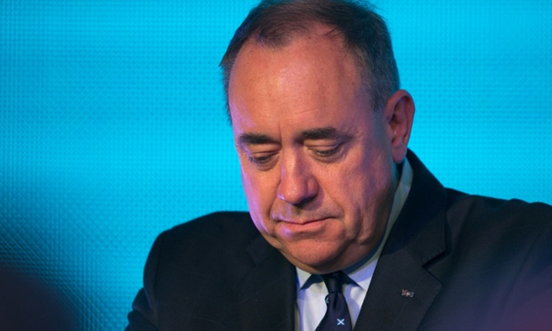 First Minister Alex Salmond resigned after losing the referendum vote (Photo by Matt Cardy/Getty Images)