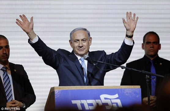 Israeli Prime Minister Benjamin Netanyahu's ruling Likud Party scored a resounding victory in the country's election.