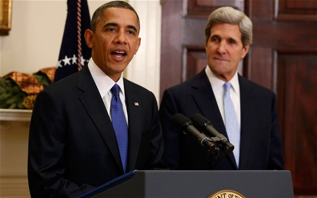 President Obama and Secretary of State John Kerry face both criticism and support as the framework for the Iranian Nuclear Deal falls into place.
